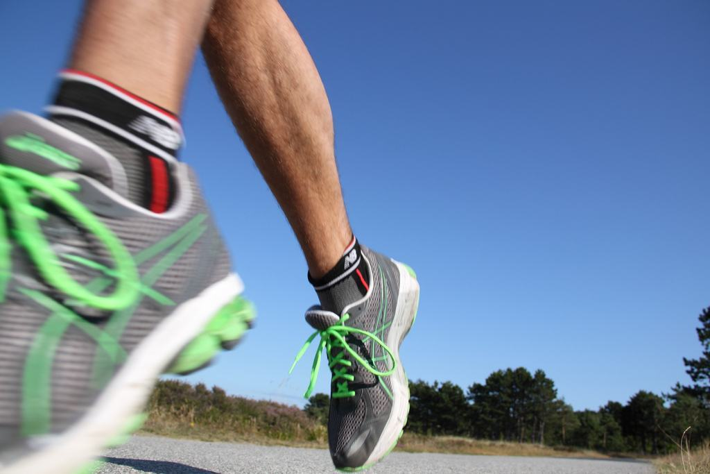 chronic leg pain from sports injuries