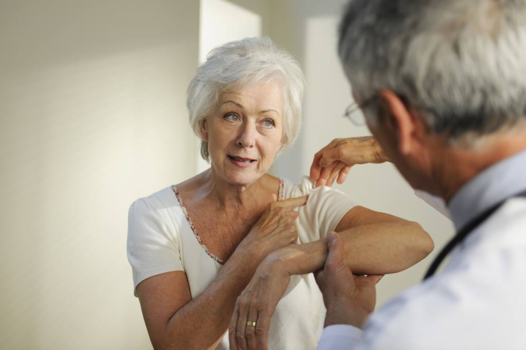 Shoulder Pain Examination