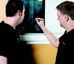 Pain Doctors Discuss XRAY