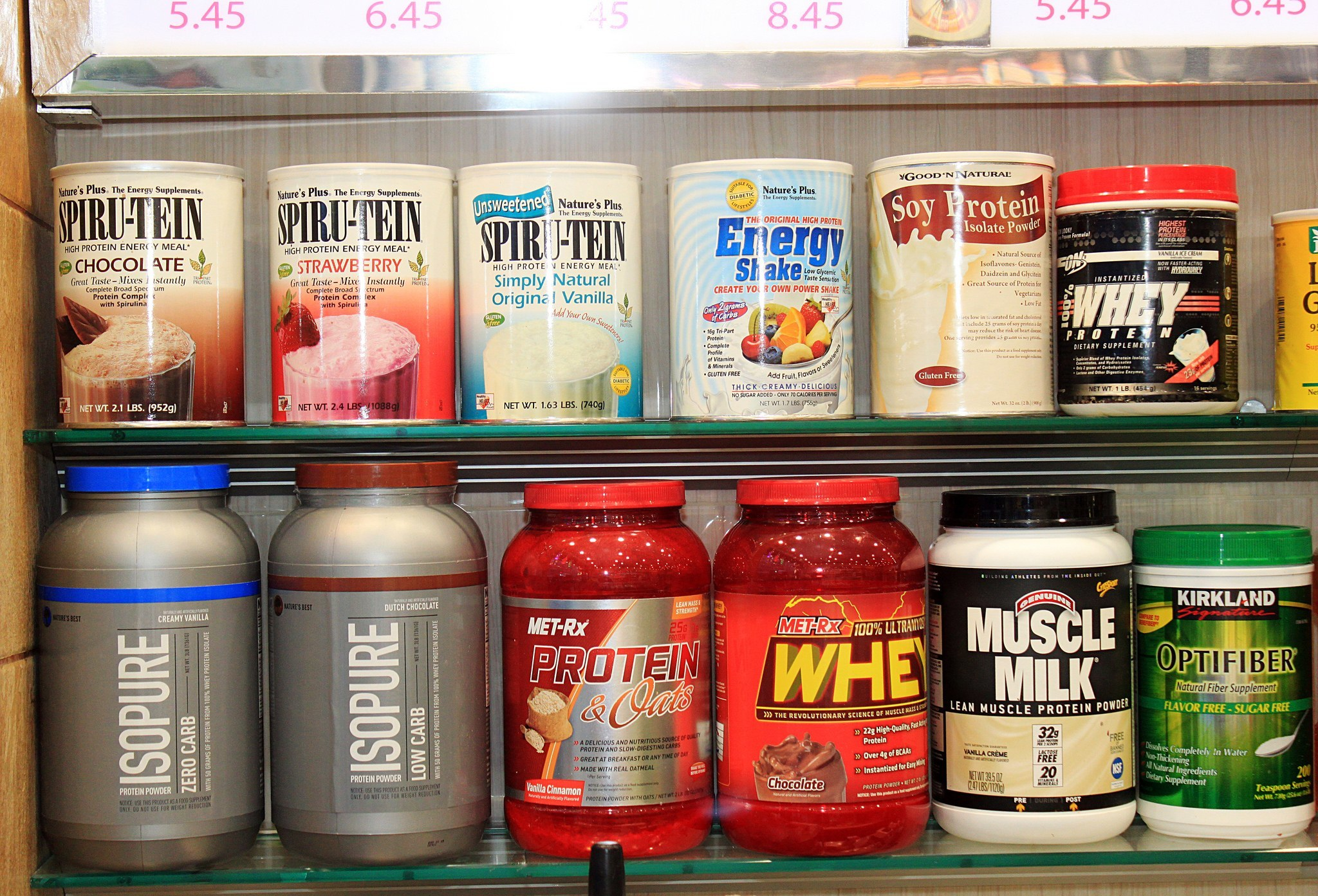 goede proteine shakes