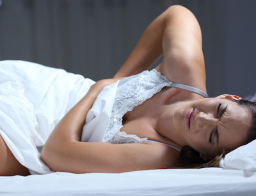 How to Relieve Middle Back Pain While Sleeping